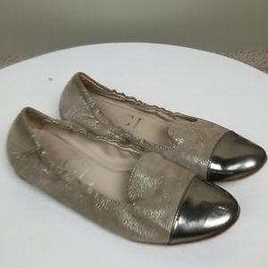 Attilio Giusti Leombruni Metallic Leather Fabric 7